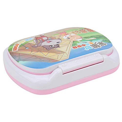 fegayu Kids Computer Learning Toy, Portable and Lightweight, Clear and Soft Sound, Convenient to Carry, Computer Learning Toy, Durable Children for kids Baby Home
