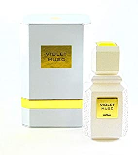 Ajmal Violet Musc for Men and Women (Unisex) EDP - Eau De Parfum 100ML (3.4 oz)