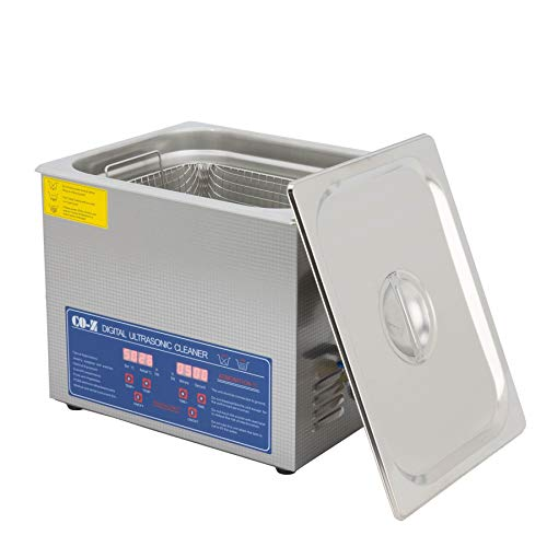 Tek Motion 10L Ultrasonic Cleaner