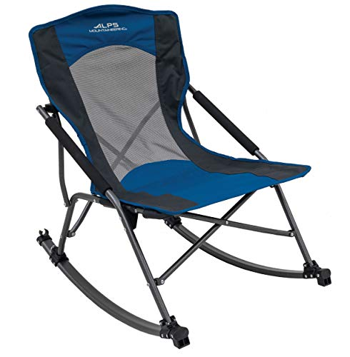 ALPS Mountaineering Low Rocker Chair Deep Sea/Charcoal