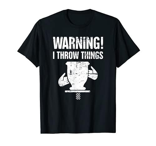 Camiseta Funny Pottery Camiseta