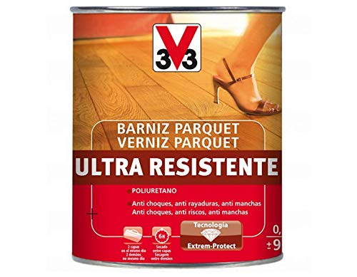 BARNIZ PARQUET ULTRA RESISTENTE SATINADO INCOLORO 0,75L