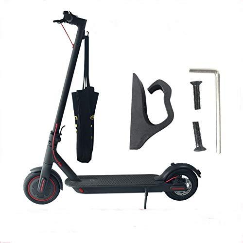 Ohhome para M365 Pro Scooter eléctrico Monopatín Kid Scooter Agarre Mango Titular de la Bolsa Parte
