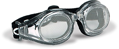 Bugz-Eye Sight Shield Steel Mesh Anti Fog Safety Goggles - 20 Mesh