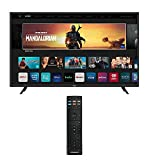 VIZO 40' Class V-Series V405-H19 4K UHD LED LCD TV with Additional Xtrasaver Replacement Remote Control (Renewed)