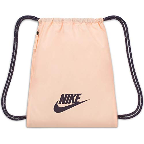 Nike Heritage 2.0 Sportbag Crimson Tint/Dark Raisin/Dark One Size