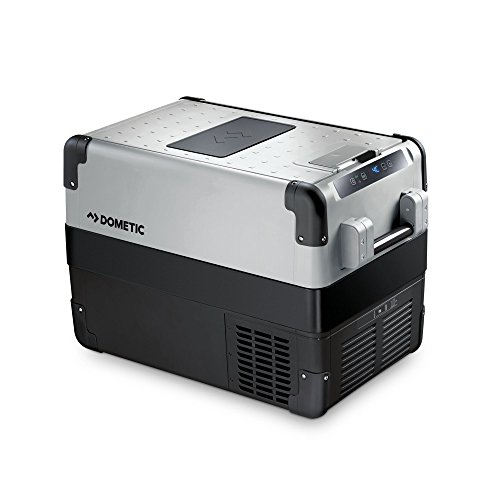 DOMETIC CoolFreeze CFX 40W, elektrische Kompressor-Kühlbox/Gefrierbox, 38 Liter, 12/24 V...