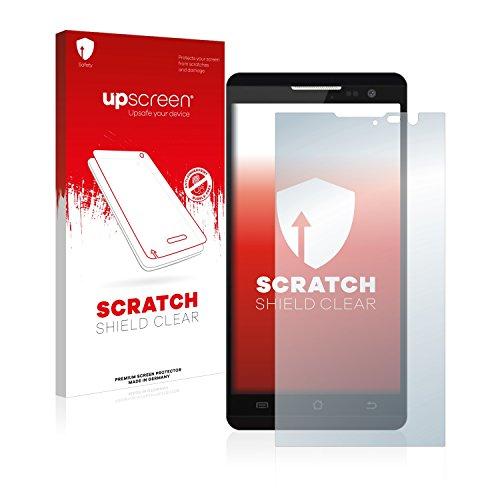 upscreen Schutzfolie kompatibel mit Jiayu F2 – Kristallklar, Kratzschutz, Anti-Fingerprint