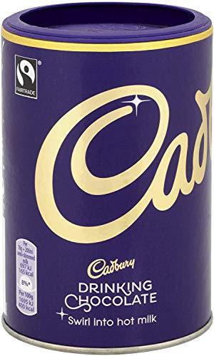 Cadbury Drinking Chocolate, 250g, perfect voor elk moment van de dag