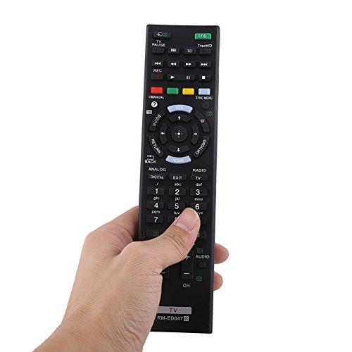 Socobeta Mando a distancia de repuesto para Smart TV RM-ED047