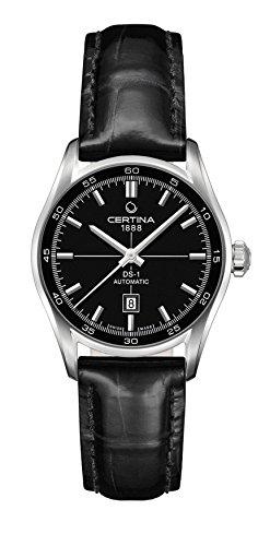 Certina Damen-Armbanduhr XS Analog Automatik Leder C006.207.16.051.00