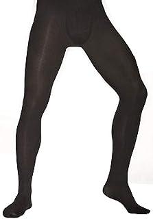 zweifarbig hellblau-schwarz Pariser-Mode Halterlose Str/ümpfe 20 den mit Spitzenabschluss