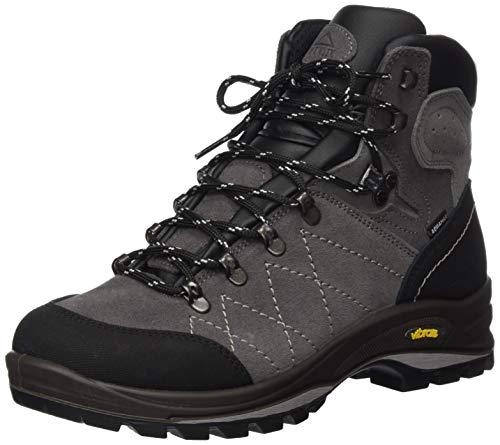 McKINLEY Herren Wanderschuhe-303303 Walking-Schuh, GREYDARK/Anthracite, 40.5 EU