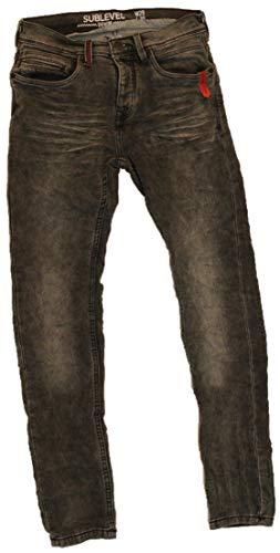 Eight2nine Sublevel jeans voor heren, stretch, herenbroek