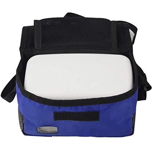 Unbekannt Portable Medication Cooler Box und Insulin-Kühler Mini-Kühlschrank Medikamenten-Lagerung Kältethermostat & Medizin Kühlschrank (20.5X13.5X10.5Cm (8.07X5.31X4.13Inch)