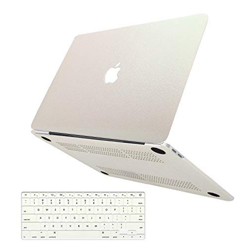 MacBook Pro 13 Case A1278, Anban Glitter Bling Smooth Case with Keyboard Cover Compatible for MacBook Pro 13 Inch with CD-ROM(Release Early 2012/2011/2010/2009/2008),NO Retina, NO Touch Bar