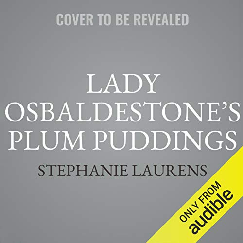 Lady Osbaldestone's Plum Puddings audiobook cover art
