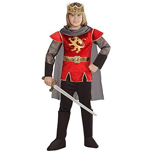 Widmann 05497 Costume Roi Arthur pour Enfant, Taille XS