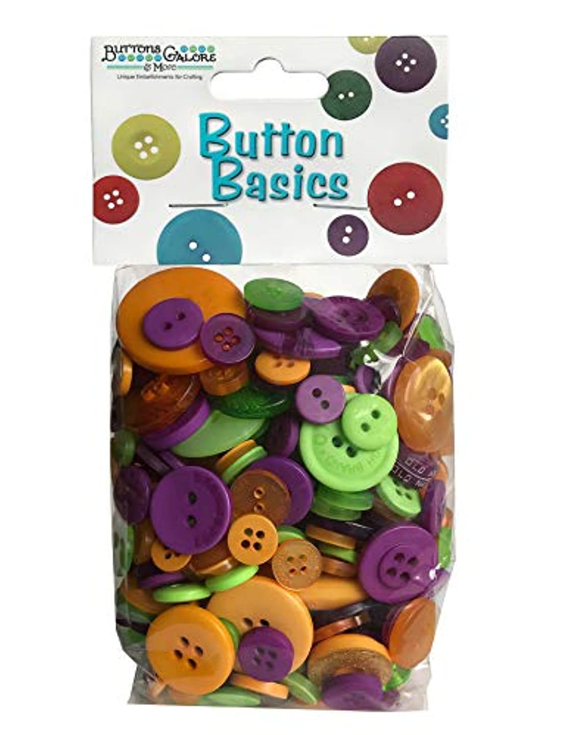 Buttons Galore Trick or Treat
