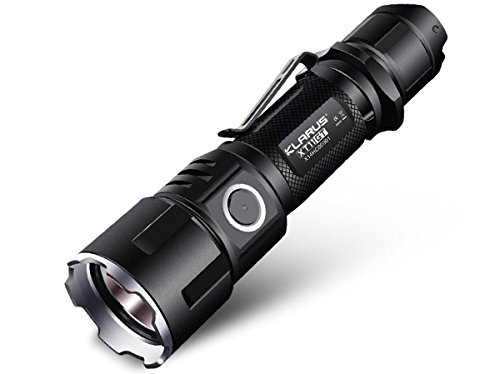 Klarus XT11GT XHP35 HD E4 LED 2000 Lumen aufladbare universal Taschenlampe