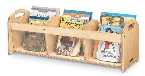 Jonti-Craft Toddler See-Thru Book Browser