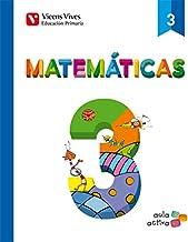 Matematicas 3. Libro 1, 2 y 3. Aula Activa