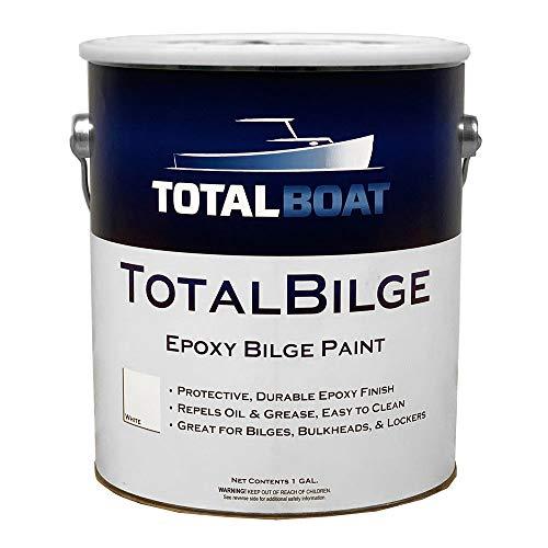 TotalBoat TotalBilge Paint White Gallon