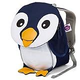 Affenzahn Kinderrucksack für 1 3 Jährige im Kindergarten   Pepe Pinguin   Blau