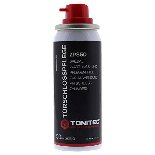ToniTec® Schlossspray Schloss Zylinder Pflegespray 50ml ZPS50