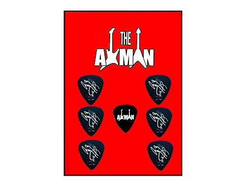 Axman Jimmy Page - Juego de púas (Zeppelin)