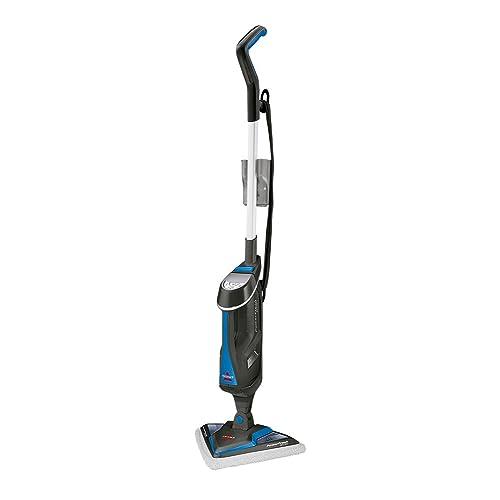 BISSELL PowerFresh Lift Off Limpiador a vapor 2en1, Escoba a vapor y limpiador a vapor