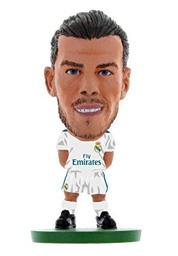 Soccerstarz–soc1064–Real Madrid Gareth Bale–Kit de casa (2018versión)/Cifras