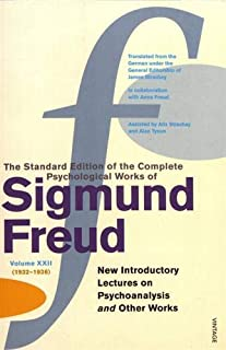 Complete Psychological Works Of Sigmund Freud, The Vol 22 (The Complete Psychological Works of Sigmund Freud)