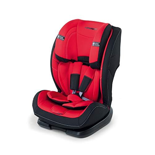 Foppapedretti Re-Klino Seggiolino Auto, Rosso, 9 - 36 kg