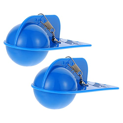 BESPORTBLE 2 Stks Zeevissen Trolling Duiken Board Plastic Verstelbare Gewicht Vissen Tool Accessoire