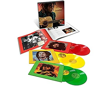 Songs Of Freedom - Exclusive Limited Edition Red Yellow Green Colored 6x Vinyl LP Box Set