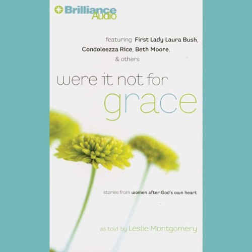 Were It Not for Grace audiobook cover art