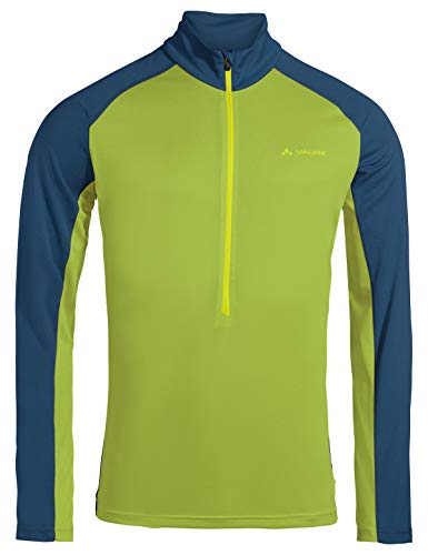 VAUDE Herren Men's Larice Light Shirt II Pullover, Chute Green, M