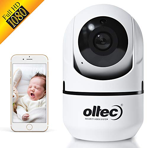 Security Camera WiFi Wireless IP Surveillance Camera Baby Video Monitor 1080p hd PTZ Indoor pan tilt Dog cat pet Remote Cloud Control Audio Nanny Move Motion Nursery Puppy Home Cameras Dome
