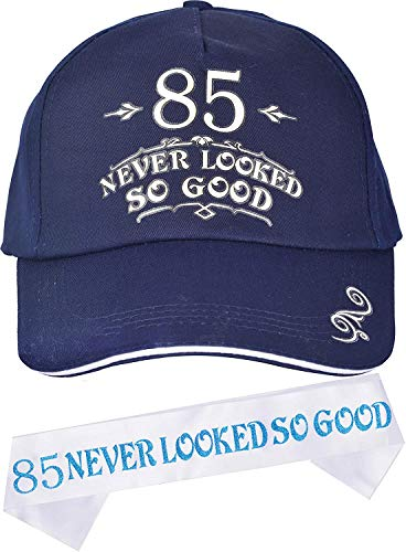85 Never Looked So Good Hat & Sash Set