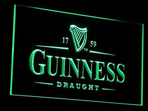 Guinness Vintages Beer Bar LED Neon Sign Man Cave A002-G