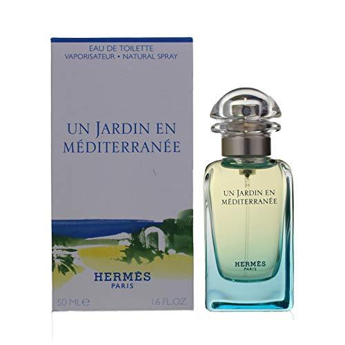 Hermes Un Jardin En Méditerranée Eau de toilette Spray, 50 ml