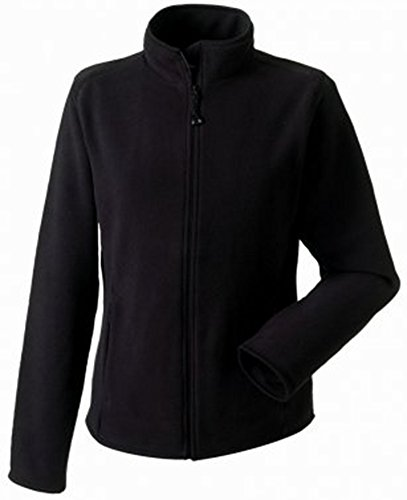 Russell Women's Micro Fleece Jacket Black M