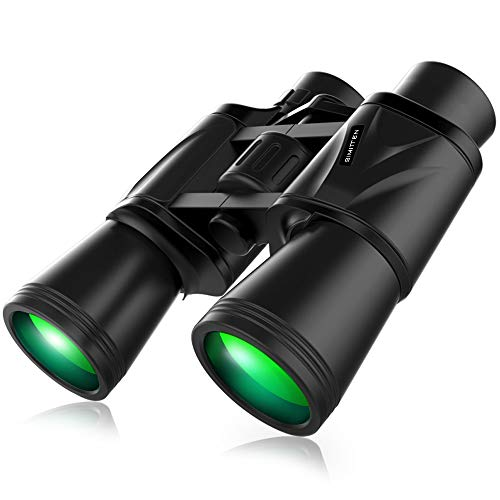 20X50 Binoculars Large 18mm Eyepiece,Clearly Vision with Smart Phone,Photogragh Holder,BAK4 Prism FMC Lens Durable,Binoculars Suit for Hunting,Concert,Sproting Games and Traveling