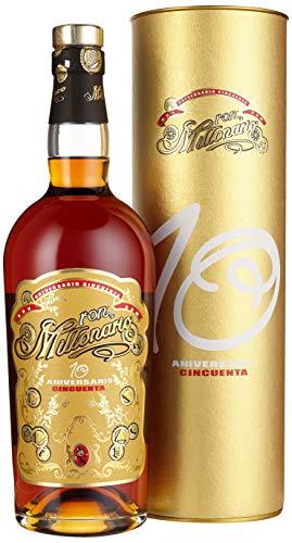 Millonario Ron 10 Aniversario Cincuenta Rum (1 X 0.7 L)