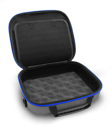 Casematix Med Case Storage Bag Compatible with AirMini Ultimate CPAP Package with AirFit P10 Nasal Pillow Mask and Accessories, Includes Carry Case Only