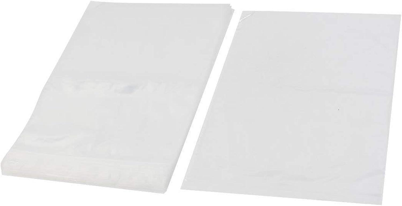 10 Pcs 12.5 x17.5  Ziplock Zip Lock Bags 2Mil Poly Plastic Reclosable