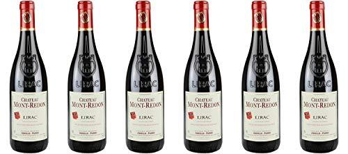 Château Mont-Redon Lirac Rouge Rhône 2018 Wein (6 x 0.75 l)
