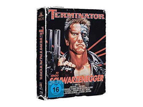 Terminator - Exklusive VHS Retro Tape Edition nummeriert Limitiert auf 1.111 Stück - Uncut - Blu-ray