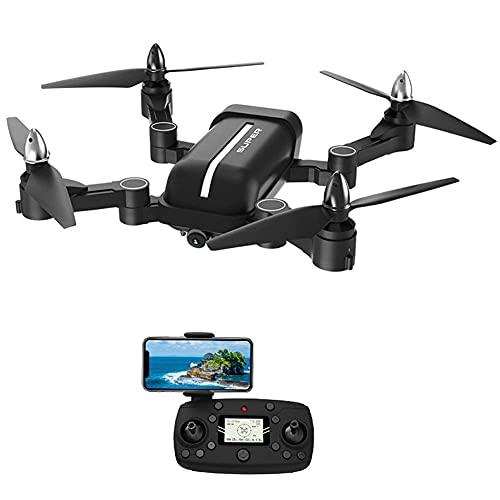 YYAI-HHJU Drone GPS, Drone con Fotocamera 1080P, Ritorno GPS A Casa, Fotocamera Fhd 5G WiFi FPV Quadricottero Pieghevole Rc Video in Tempo Reale, Adatto per Principianti E Adulti